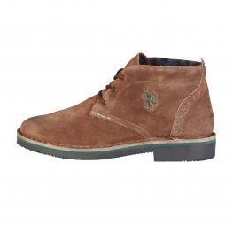 Zapatos Con Cordones - Walt3036W7 S1 Brw - Color: Marrón