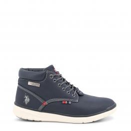 Zapatos Con Cordones - Ygor4081W8 Y1 Dkbl - Color: Azul