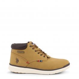 Zapatos Con Cordones - Ygor4081W8 Y1 Dkbr - Color: Marrón