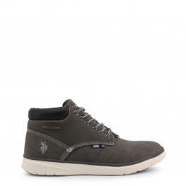 Zapatos Con Cordones - Ygor4081W8 Y1 Dkgr - Color: Gris