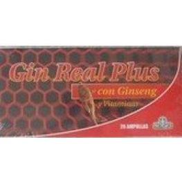 Gin Real Plus 20Ampollas Sotya