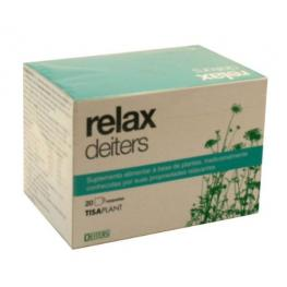Tisana Relax 20 Filtros Deiters