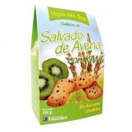 Galletas Salvado y Kiwi Ynsadi