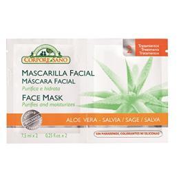Mascarilla Facial 2-Sobres