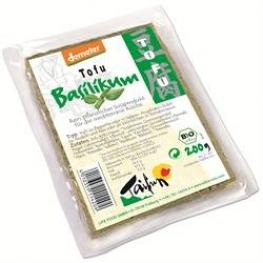 Tofu Basilico(Albahaca)200Gr.