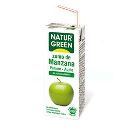 Naturgreen Zumo Manzana 200Ml