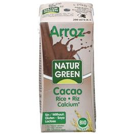 Naturgreen Arroz Cacao 200-Ml