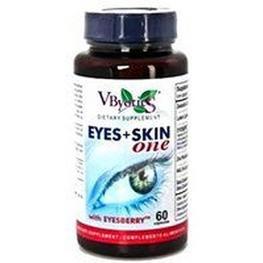 Eyes+Skin One 60Caps Vbyotics