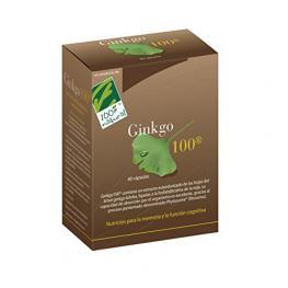 Ginkgo 100 60Cap 100%