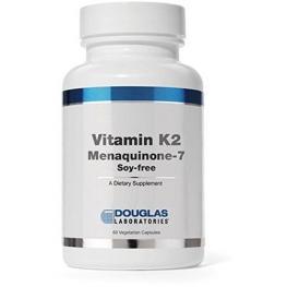 Vitamina K2 Menoquinona7 60Cap