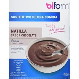 Natillas Chocolate Biform