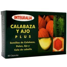 Calabaza y Ajo Plus 60C Integr