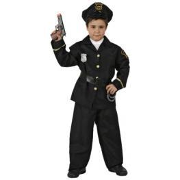 Disfraz de Policia Talla 3-4 Años