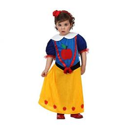 Disfraz Princesa Nieves Bebe 6-12 Meses 12938