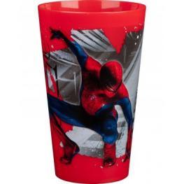 Marvel Spiderman Vaso de Plastico Cm 14 .45Cl Ref Nv-6801330