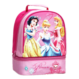 Bolsa Para Merienda Princesas 26X19X14Cm Rf. At1007108