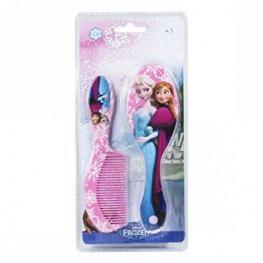 Frozen Acesorios Belleza Cepillo y Peine