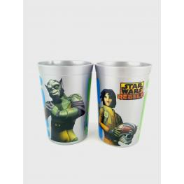 Star Wars Vaso Plastico Ref 5182370