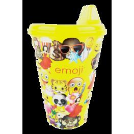 Emoji Vaso Value Pp 430Ml Ref 86684