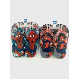 Spiderman Chanclas