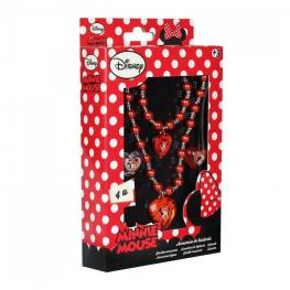 Minnie Conjunto Bisutería Glamour Ref 2500000236