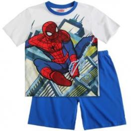 Spiderman Pijama Corto Talla 10