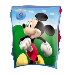 Mickey O Minnie Flotadores Manguitos 3-6 Años 23X15 Cm 9\