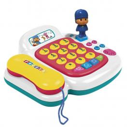 Activity Telefono y Piano Con Figura Pocoyo R.307