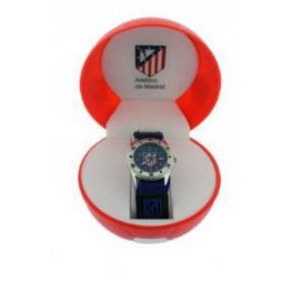 Atl Madrid Reloj Infantil Velcro Ref 705881