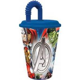 Avengers Vaso Caña Value 430Ml Assmble Ref 53830
