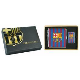 Barcelona Set Pittillera + Encendedor Col.4 Ref 401816