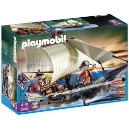 Barco de los Soldados 5140 Playmobil
