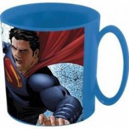 Batman & Superman Taza Micro Ref 5404