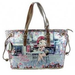 Betty Boop Bolso  Tote Cafe