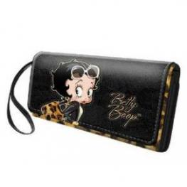 Betty Boop Cartera Collecion Tigre