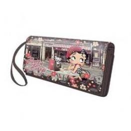 Betty Boop Cartera Grande Coleccion Tigre