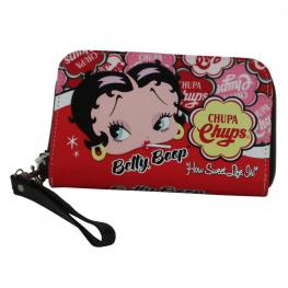Betty Boop Chupa Chups Cartera Billetera Ref 29691