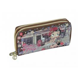 Betty Boop Collection Tigre Monedero Grande Rectangular