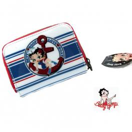 Betty Boop Love Boat Cartera Billetera Ref 86904