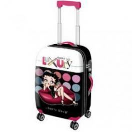 Betty Boop Maleta Luxury Make Up Rigida