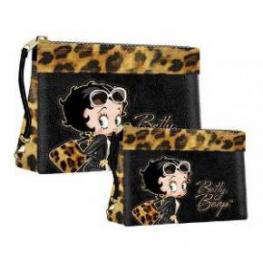 Betty Boop Necesser Grande Coleccion Tigre