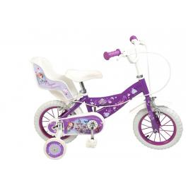 Bicicleta Princesa Sofia