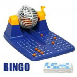 Bingo Bombo 48 Cartones 30X24X12 Ref.Sm114