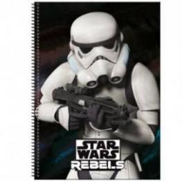 Bloc A4 80 H. Sw Rebels Soldier Ref 50339