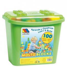 Blocks Box 100 Pcs Rf.12471