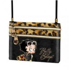 Bolsito Betty Boop Leopard