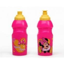 Botella Minnie Merienda Rosa