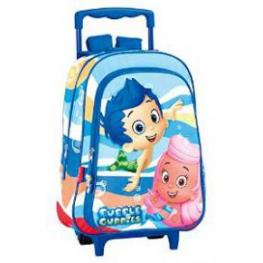 Bubble Guppies Mochila Carro Bbgwaves Ref 52443