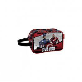 Capitan America Aseo Teen Civil War Ref 52743