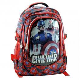 Capitan America Civil War  Mochila Ref 52774
